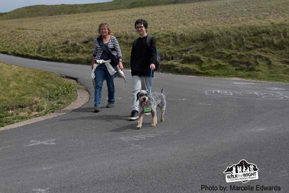walk the wight 2015 silver aniversary 325 copy