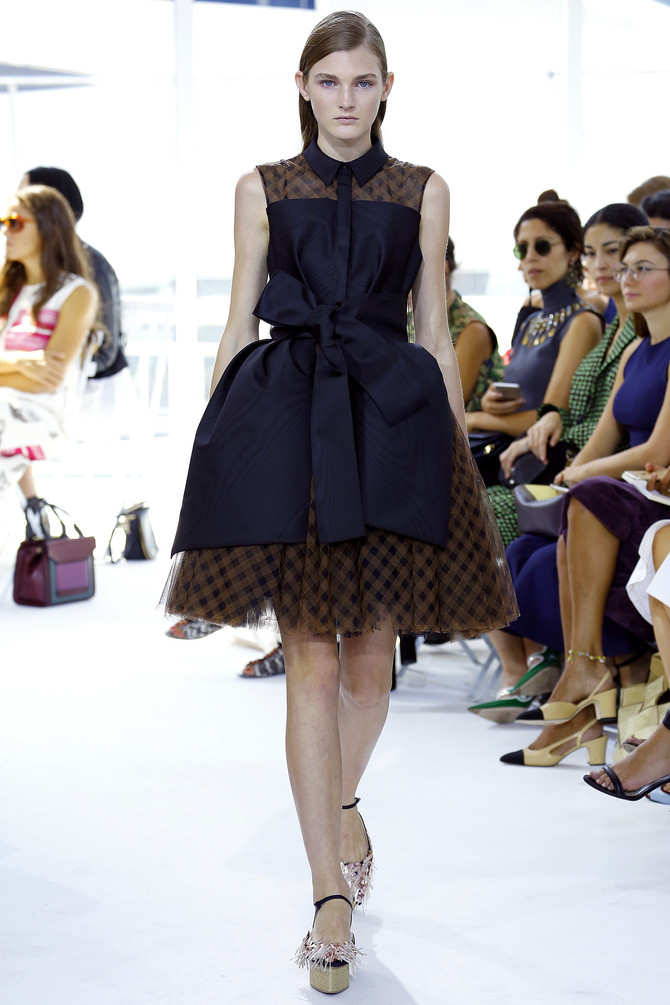 Fashion Fridays:  Delpozo