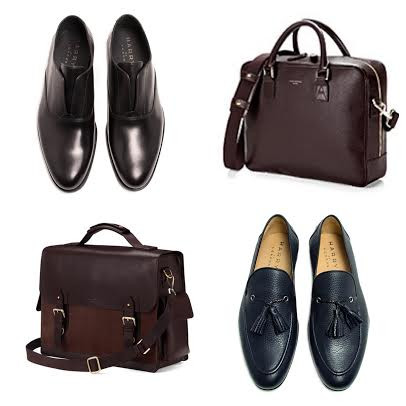 Fashion Fridays:  Pour Homme (Guys, this one's for you!)