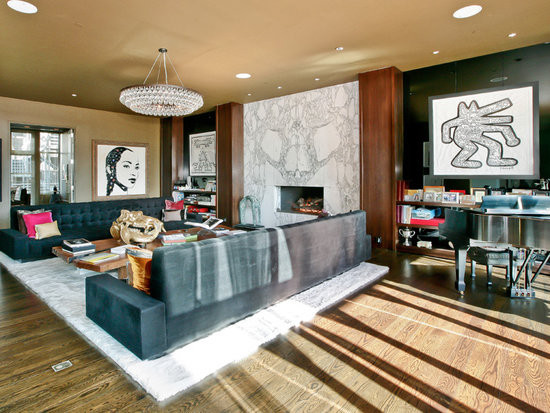 Black History Month and Interior Design:  Swizz Beatz and Alicia Keyes
