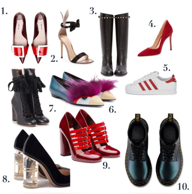 Fashion Fridays:  Fall/Winter Shoe Wish List