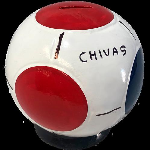 Balón de las Chivas
