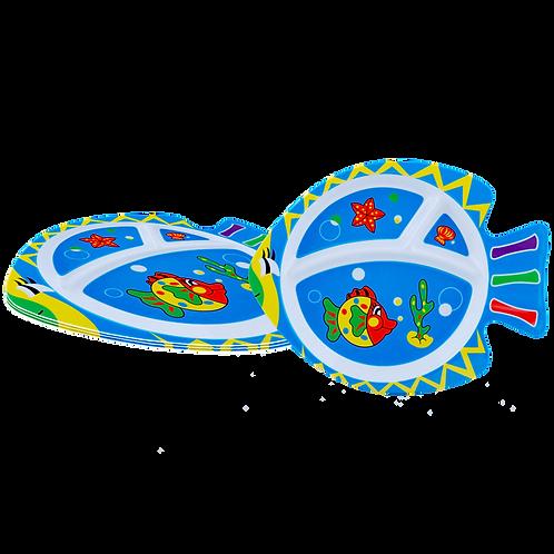 Plato pez