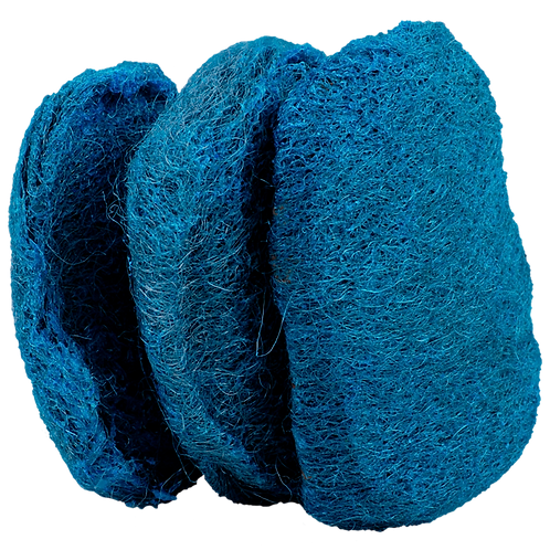 Fibra con jabón