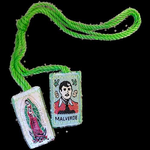 Escapulario Malverde
