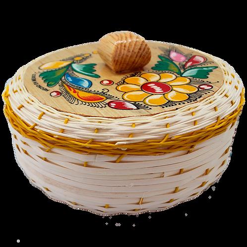 Tortillero decorado
