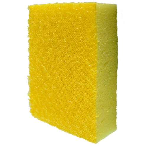 Fibra esponja doble textura