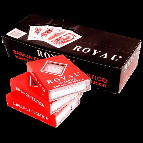 Baraja royal española