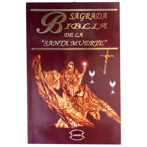 Biblia de la santa muerte
