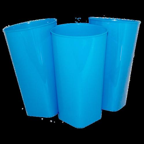 Vasos cuadrados