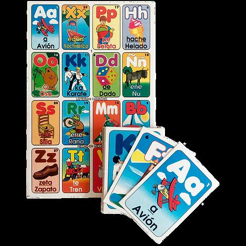 Lotería ABC