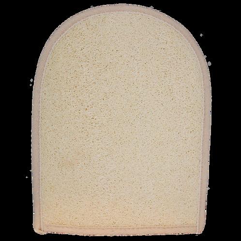 Guante con esponja