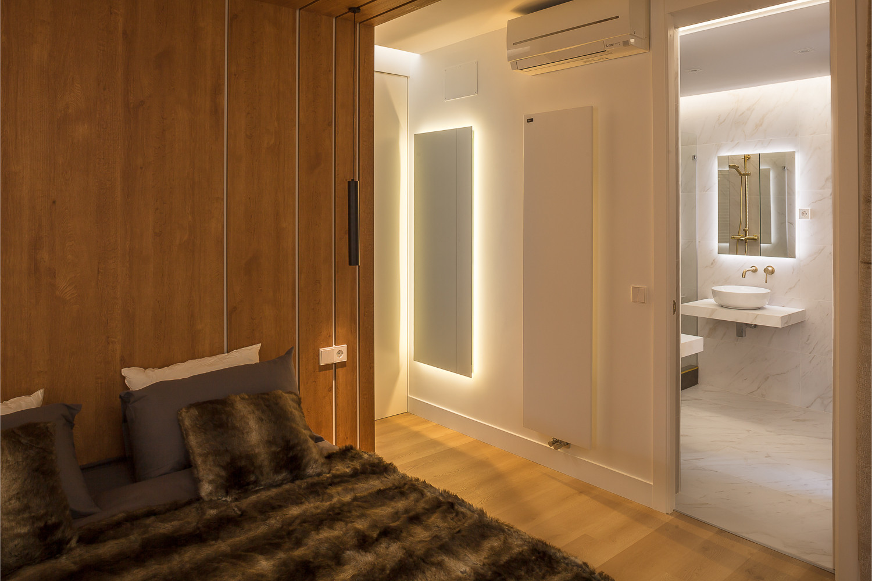 Dormitorio-Vestidor-Baño
