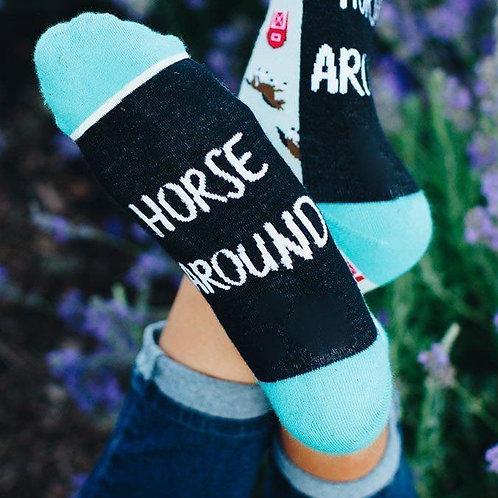 HORSE AROUND SOCKS