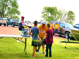 Weiland Marine Hosts Angler Young Angler Fishing Tournament
