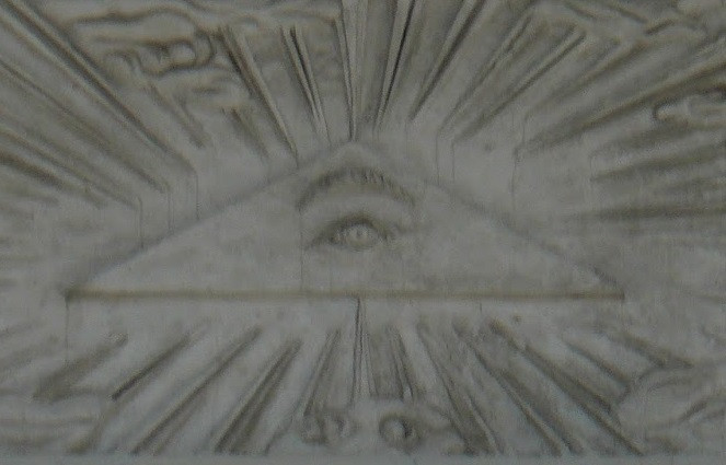 kaiken näkevä silmä