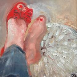 Le soulier rouge (2020)