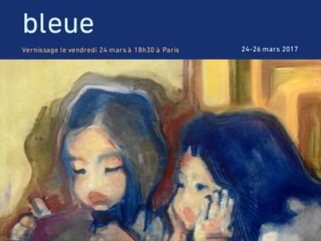 Bleue : l'exposition d'Ada Kafel