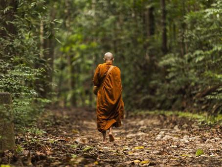 Um monge sem Fé