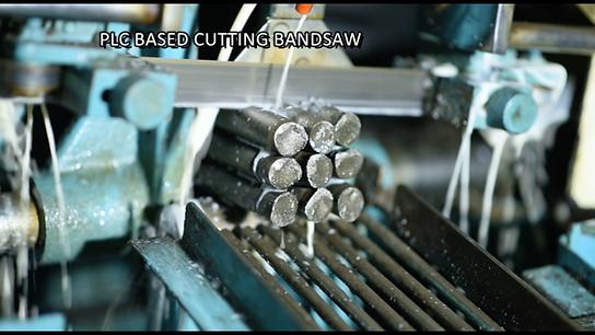 shaft cutting for conveyor roller