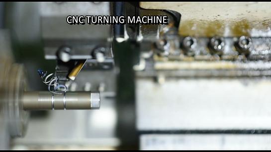 conveyor roller shaft turning