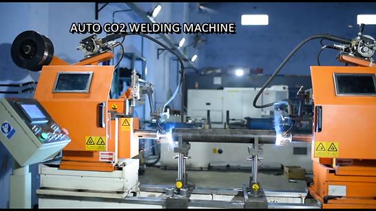 conveyor idler pipe welding