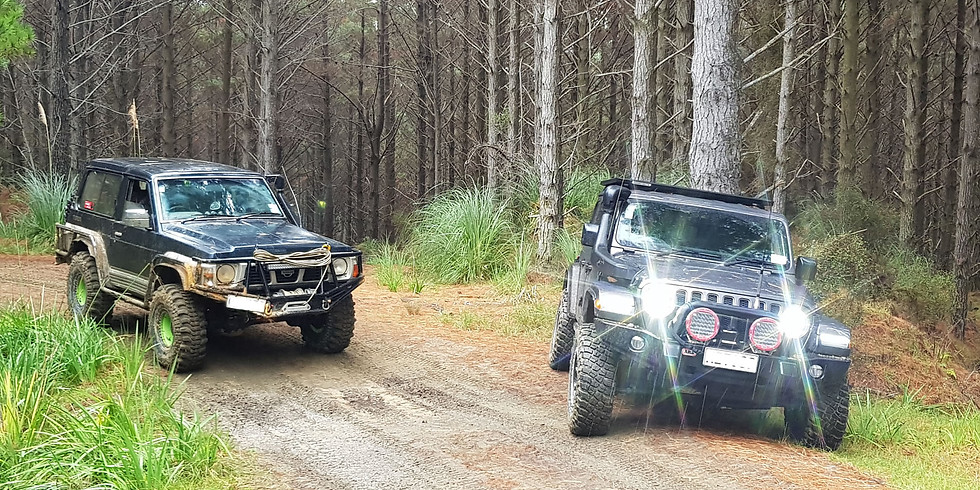 Woodhill Forest Safety Patrol - Saturday