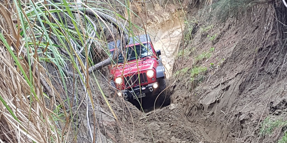 Woodhill 4x4 Park Akl Club Vehicles Only Day