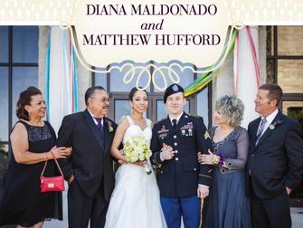 Diana & Matthew's Wedding