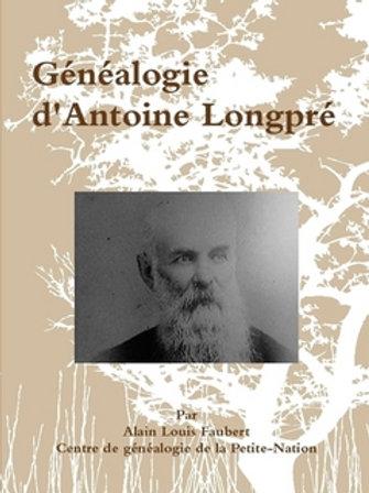 Généalogie d'Antoine Longpré