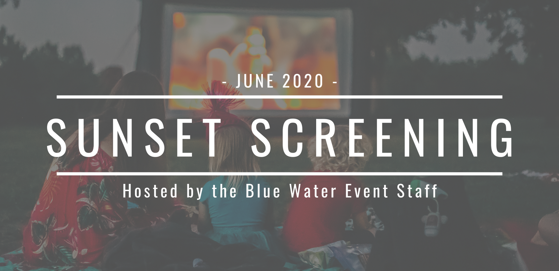 2020 Sunset Screening