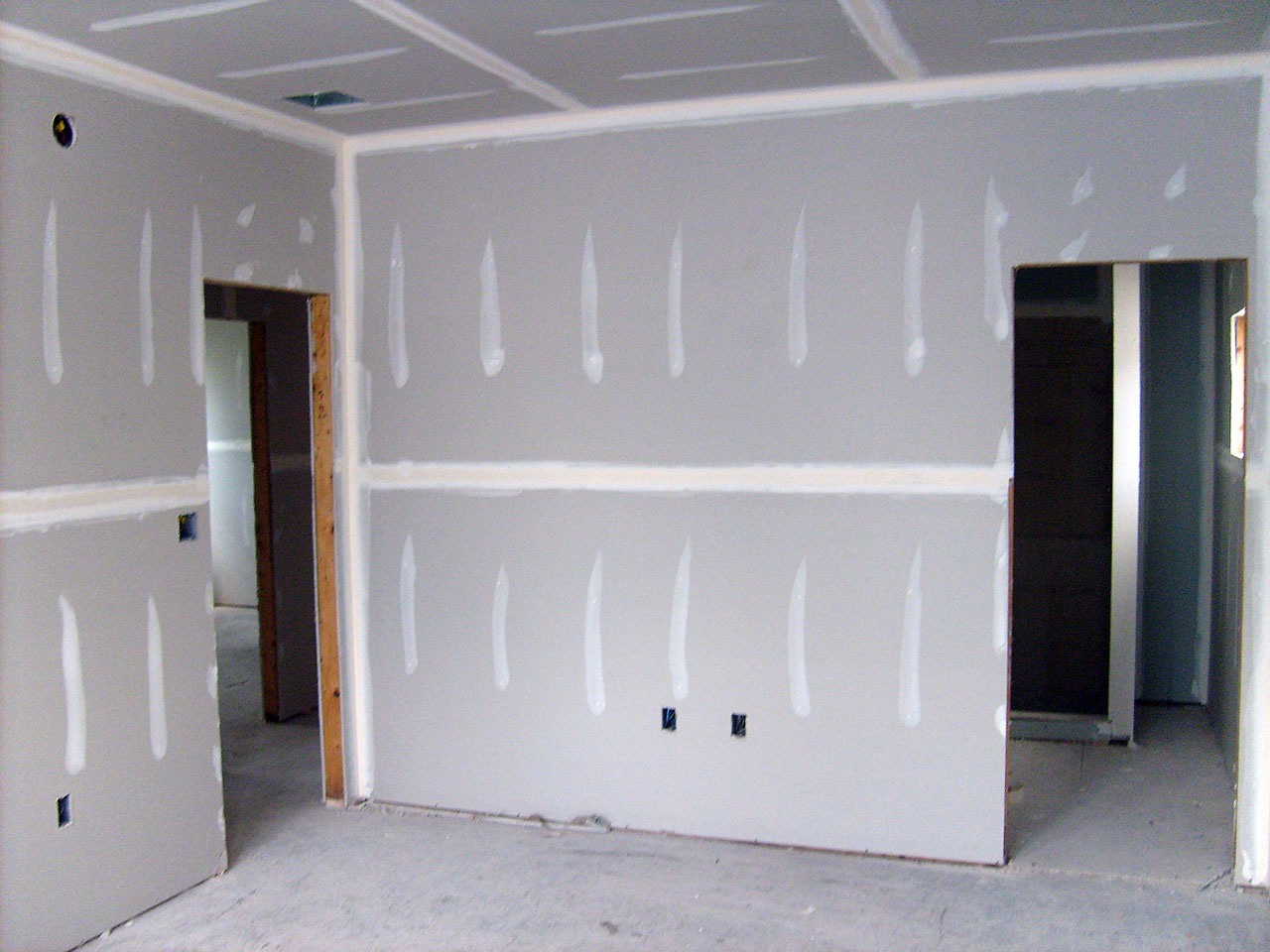 NJ Drywall Repair and Restoration
