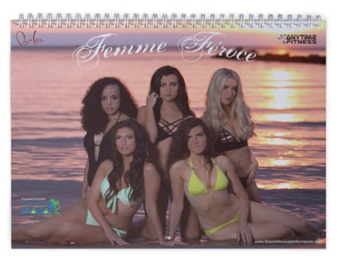 Femme 2017 Calendar