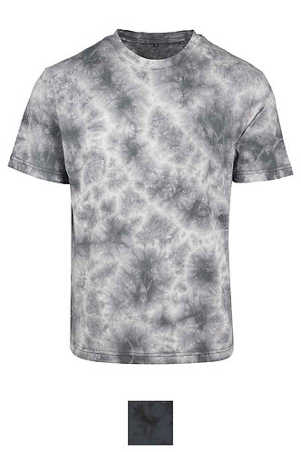 Men Clothing Batic Dye Tee