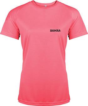 Women Short-Sleeved T-Shirt Sport