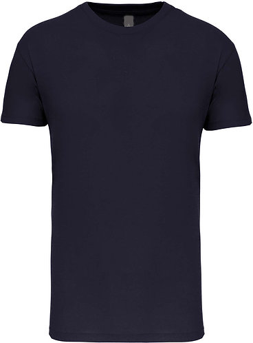 Kids Crew Neck T-shirt Navy
