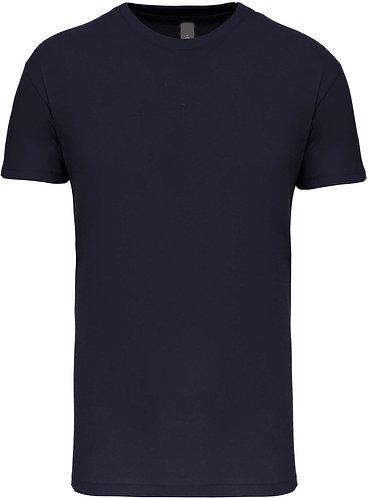 Kids Crew Neck T-shirt Navy