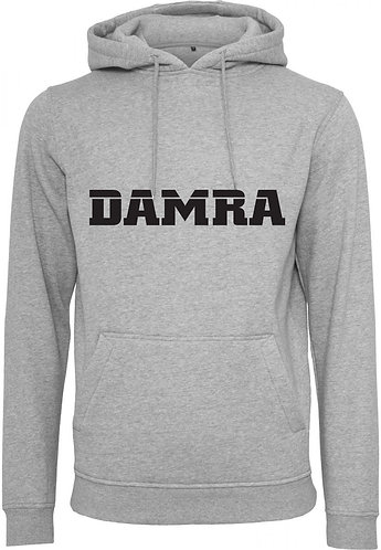 Men Damra Hoody Heather Grey