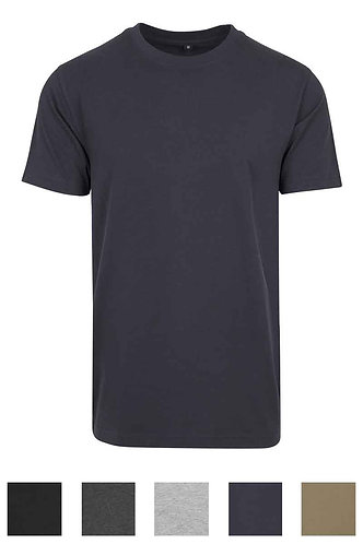 Men T-Shirt Round Neck