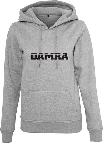 Women Damra Hoody Heather Grey