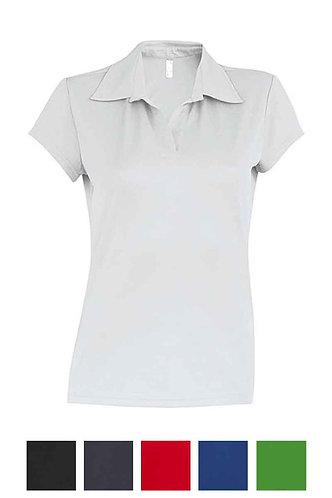 Women Sport Polo Shirt