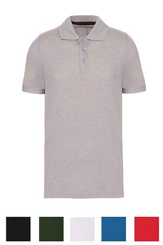 Men Shortsleeved Polo Shirt