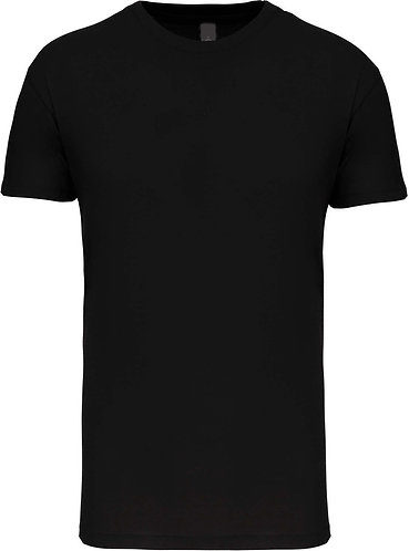 Kids Crew Neck T-shirt Black
