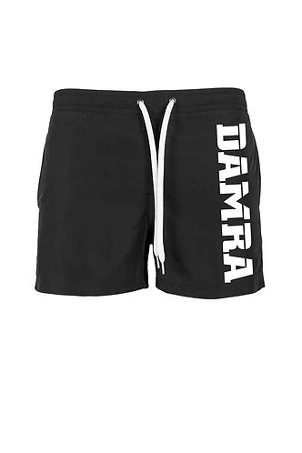 Men Swim Short Damra 04 Black