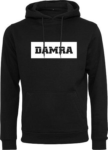 Men Damra Classic Hoody Black