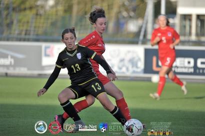 Womens U17 Luxembourg vs Kosovo