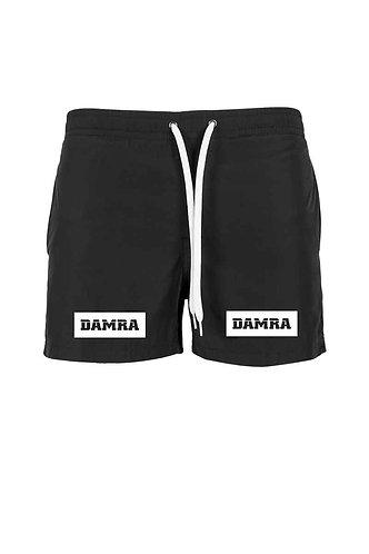 Men Swim Short Damra 02 Black