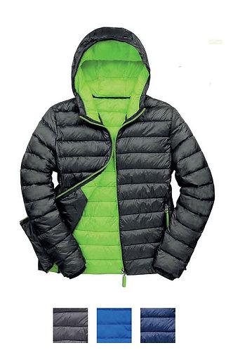 Women Snow bird Hooded Jacket
