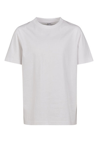 Kids Basic Tee White