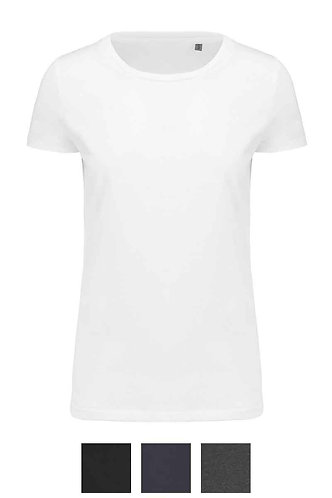 Women Short Sleeved Supima® T-Shirt
